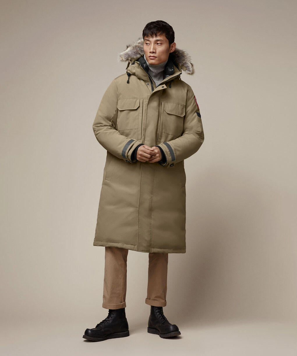 UPDATED WESTMOUNT PARKA FUSION FIT
