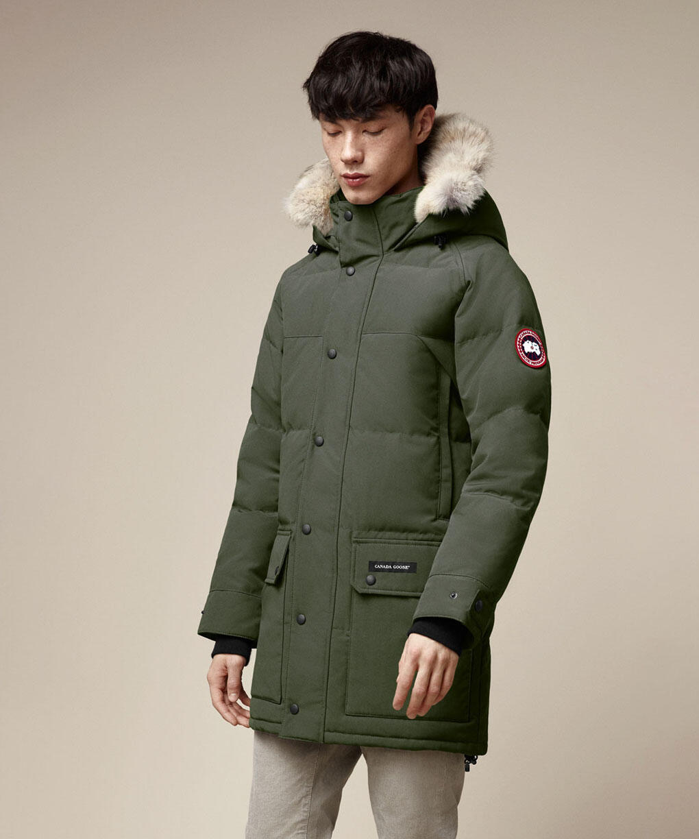 EMORY PARKA FUSION FIT
