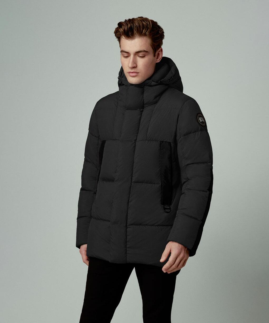 OSBORNE PARKA BLACK LABEL