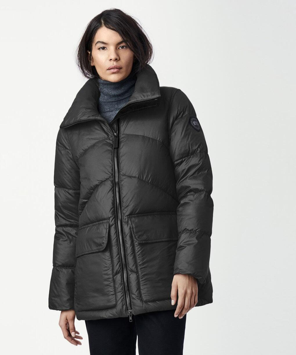 OCKLEY PARKA BLACK LABEL