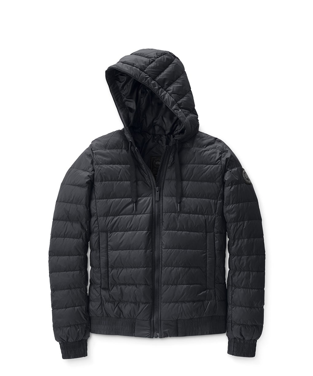 RICHMOND HOODY BLACK LABEL