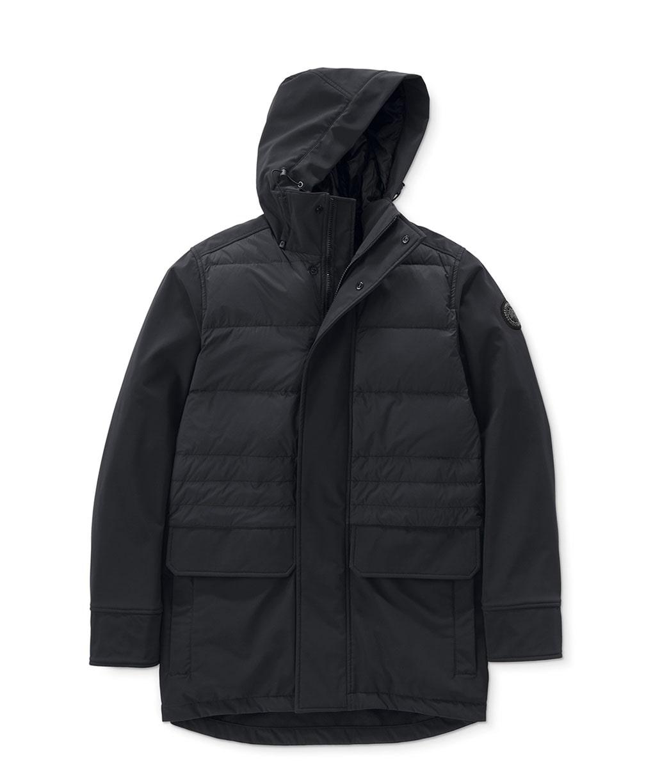 BRETON COAT BLACK LABEL