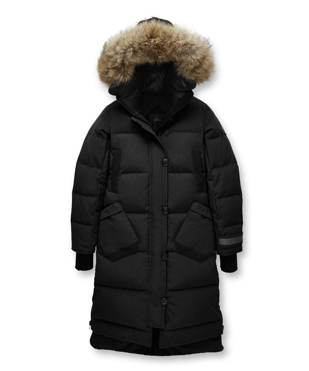 ALDRIDGE PARKA BLACK LABEL