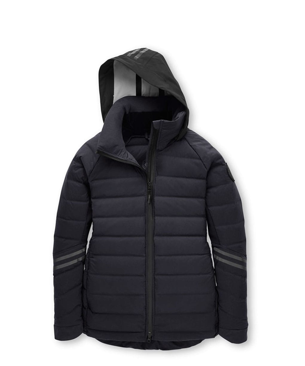 HYBRIDGE CW JACKET BLACK LABEL