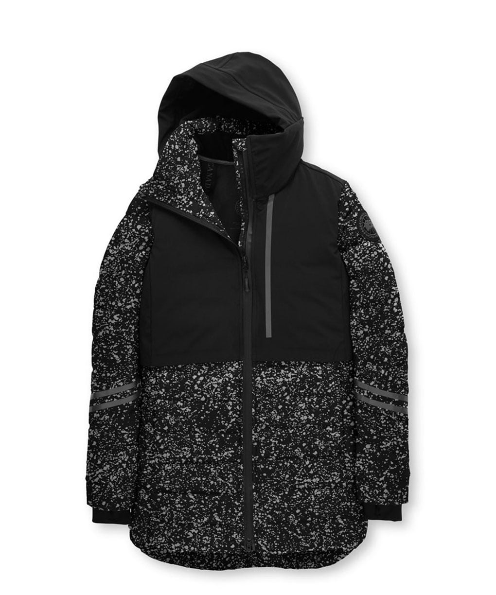 HYBRIDGE CW BOMBER BLACK LABEL REFLECTIVE
