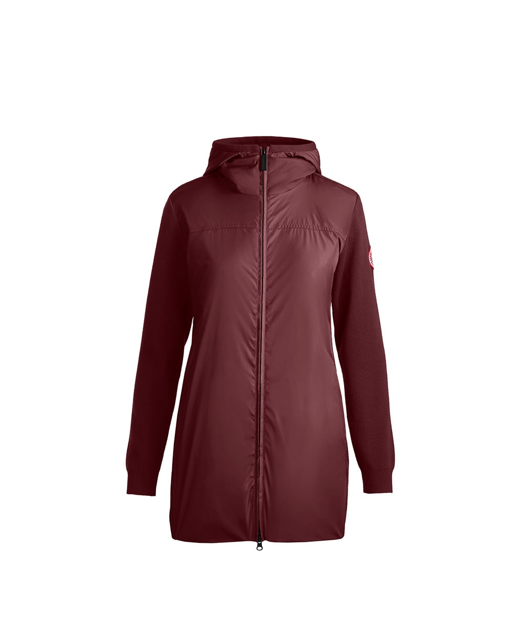 WINDBRIDGE HOODED JACKET