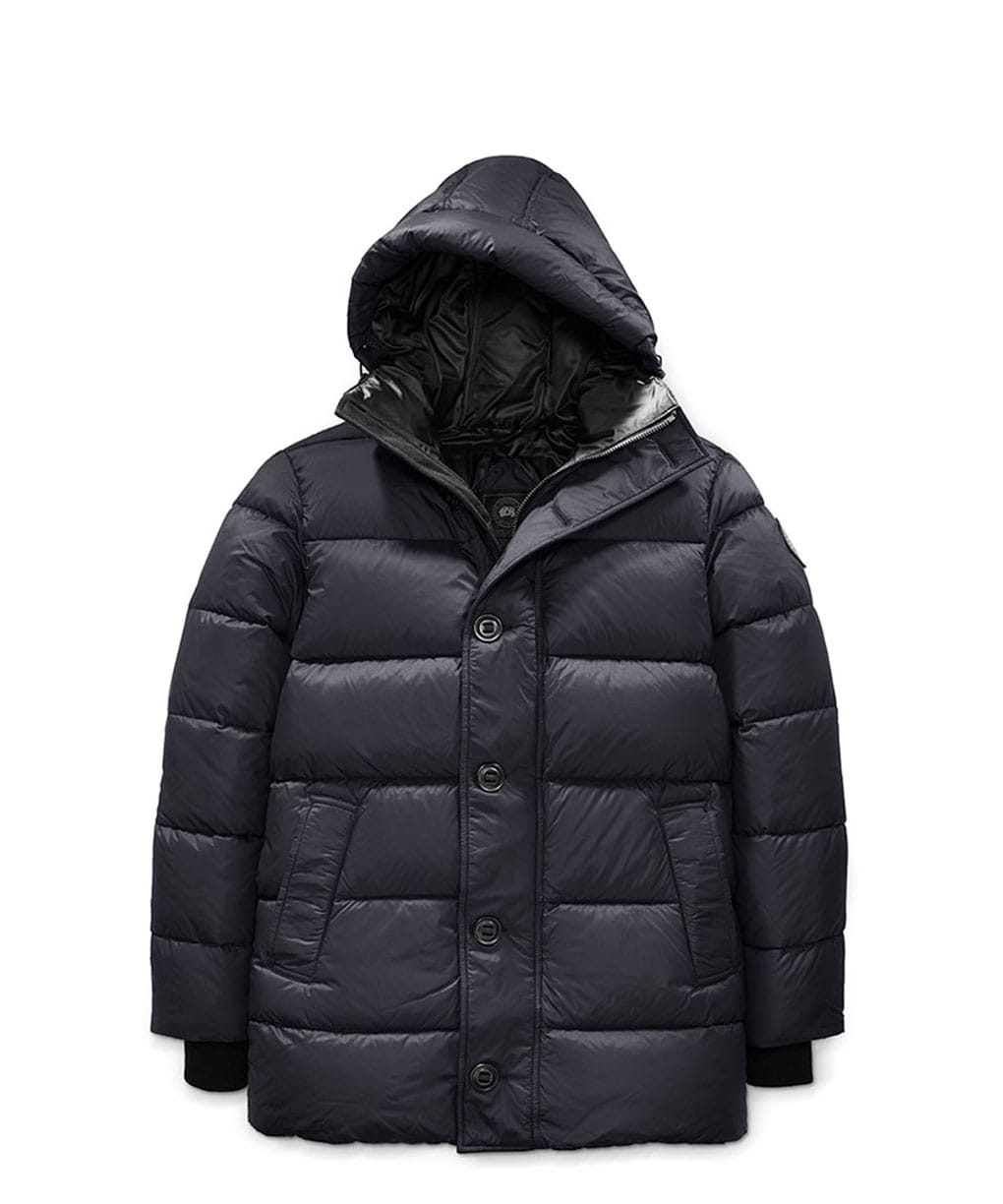 VERNON PARKA BLACK LABEL