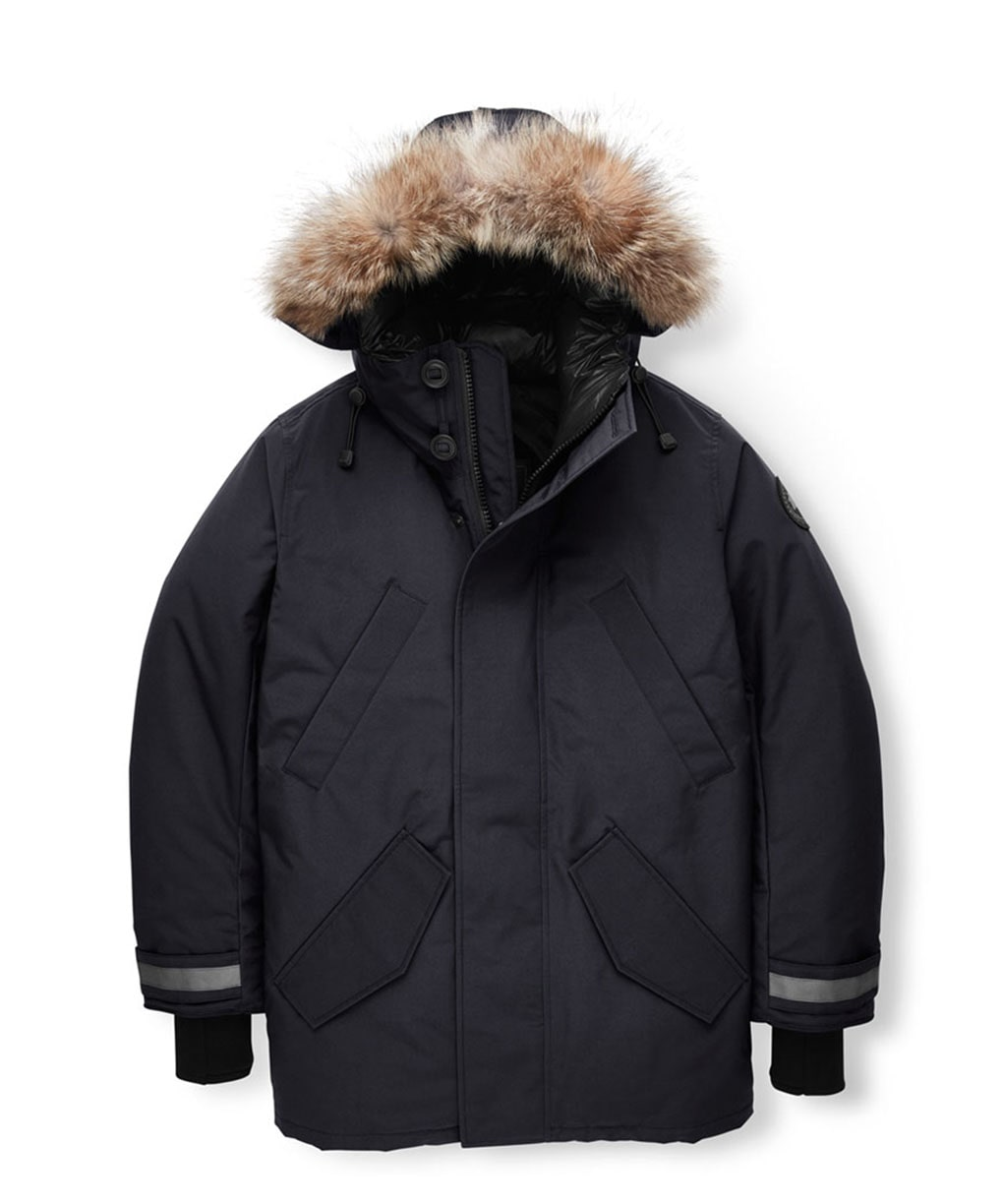 EDGEWOOD PARKA BLACK LABEL