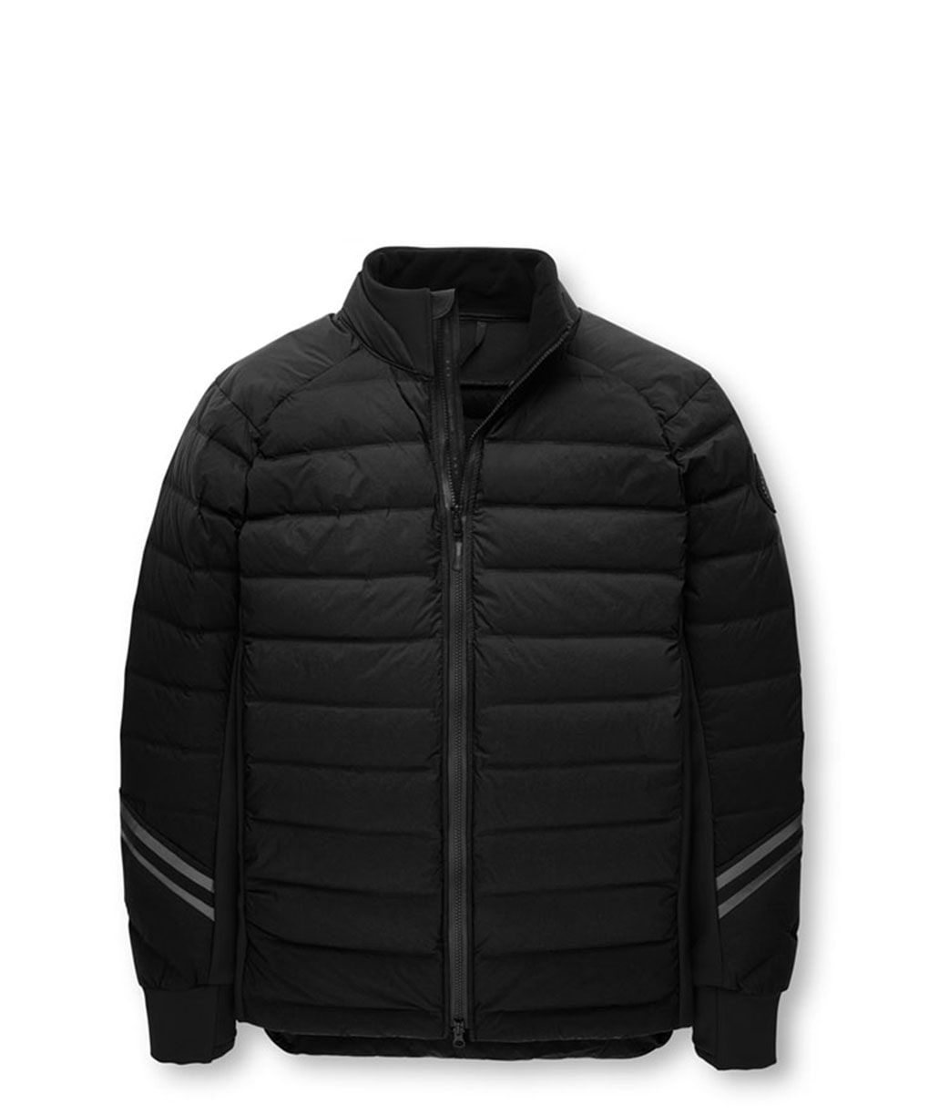 HYBRIDGE CW BOMBER BLACK LABEL