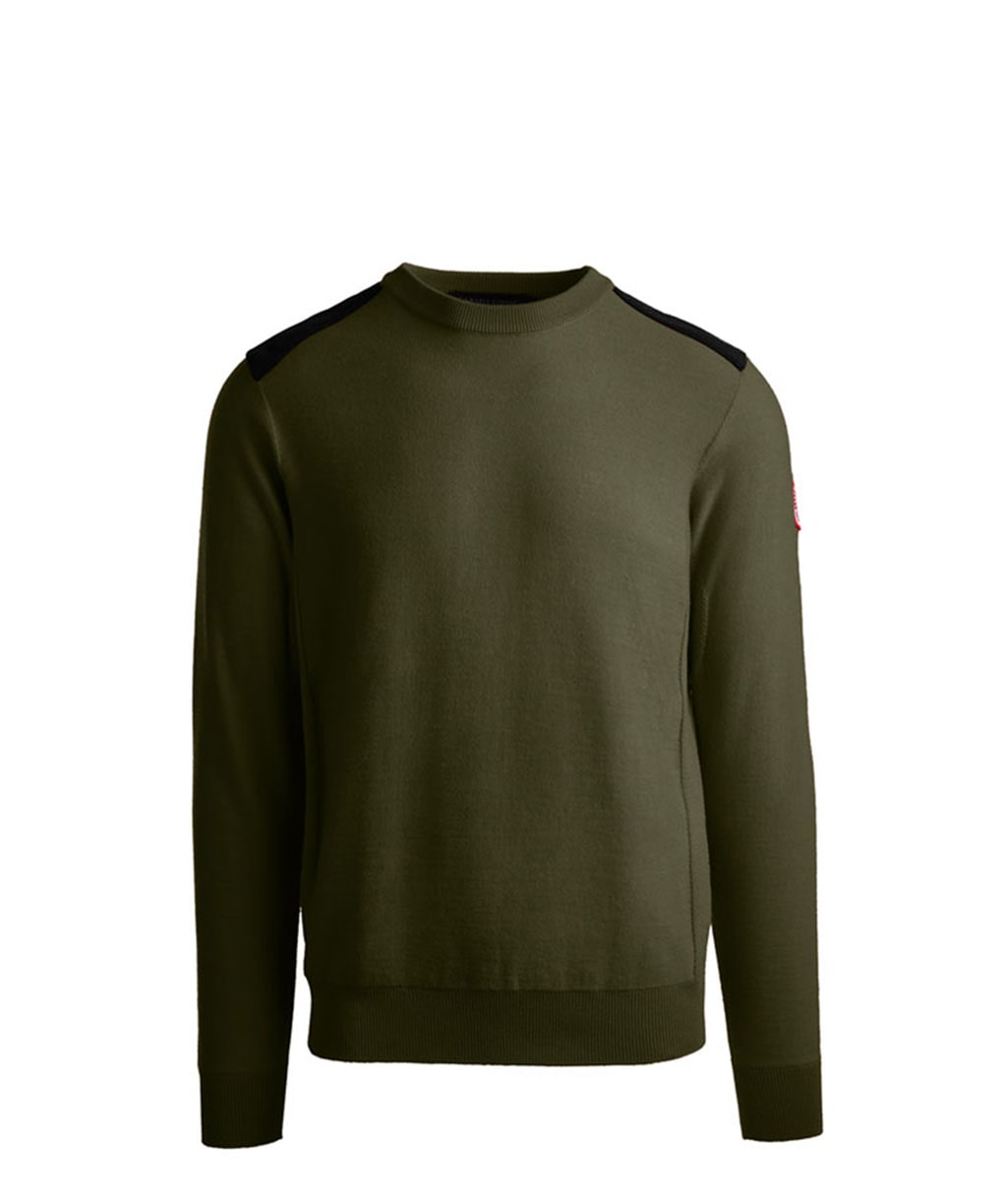DARTMOUTH CREW NECK SWEATER
