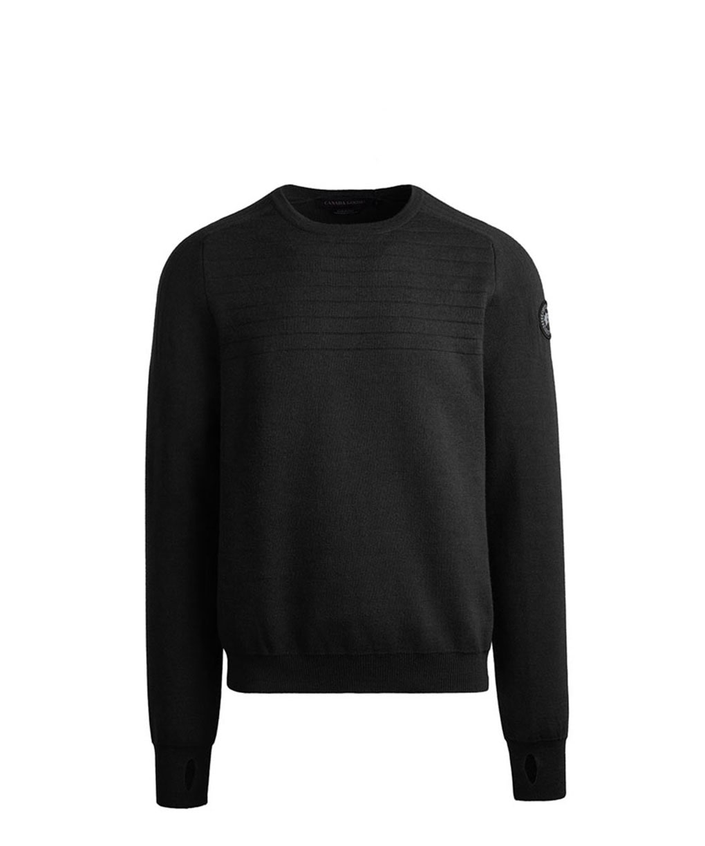 CONWAY CREW NECK SWEATER