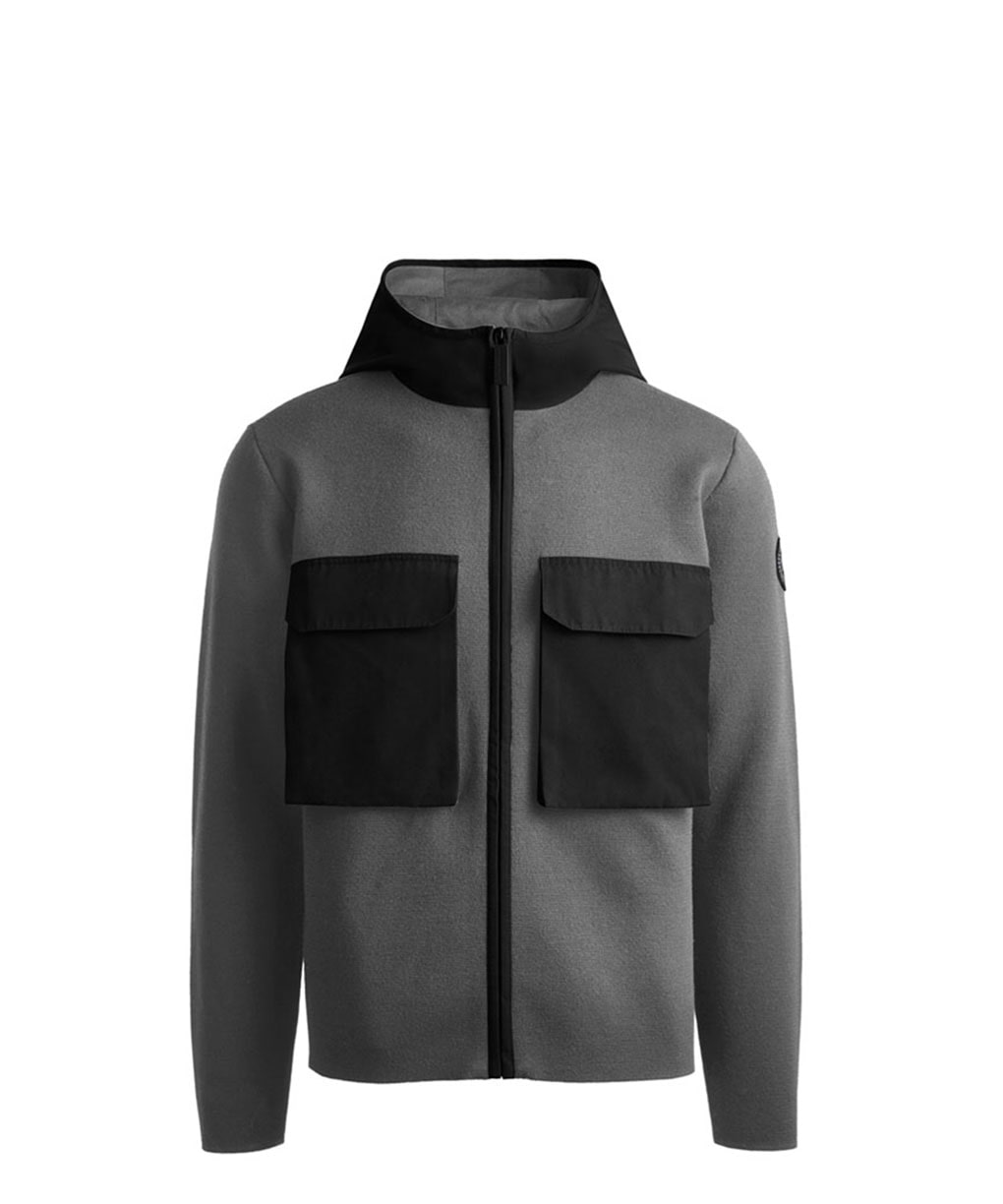 ELGIN FULL ZIP SWEATER