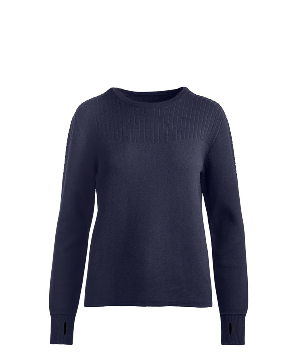 ELMVALE CREW NECK SWEATER