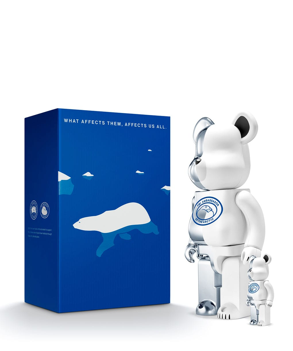 Be@rbrick 100% and 400% set