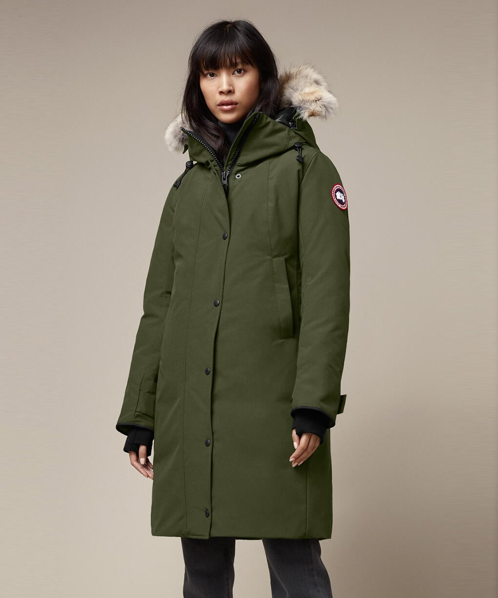 SHERBROOKE PARKA FUSION FIT