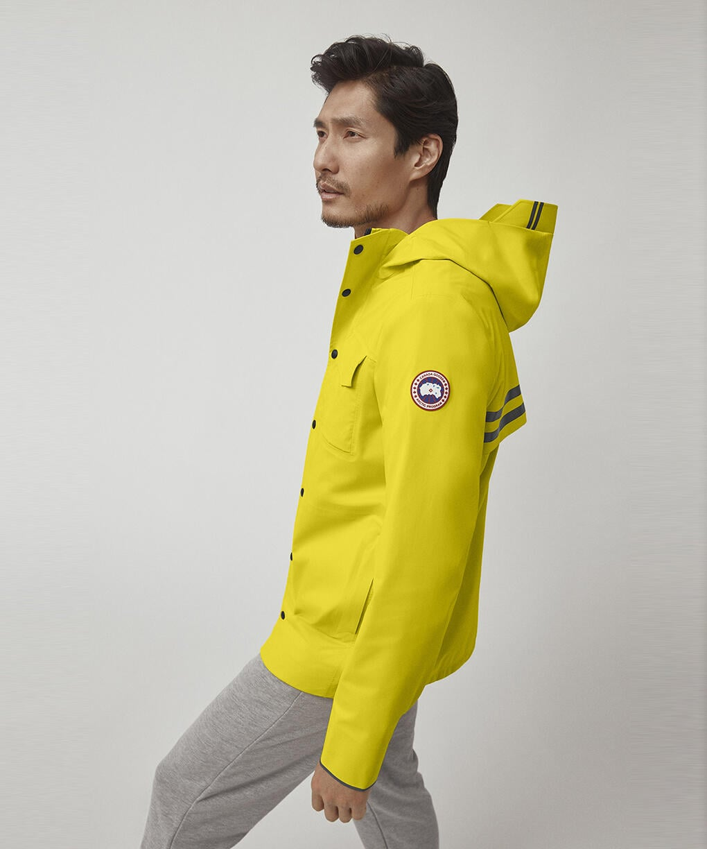 OVERBOARD YELLOW