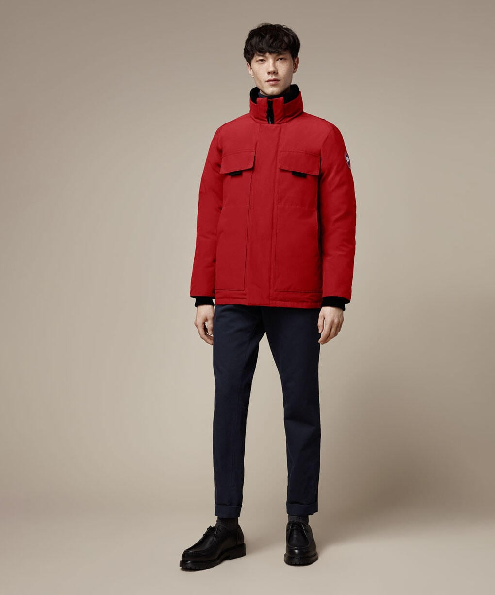 FORESTER JACKET FUSION FIT