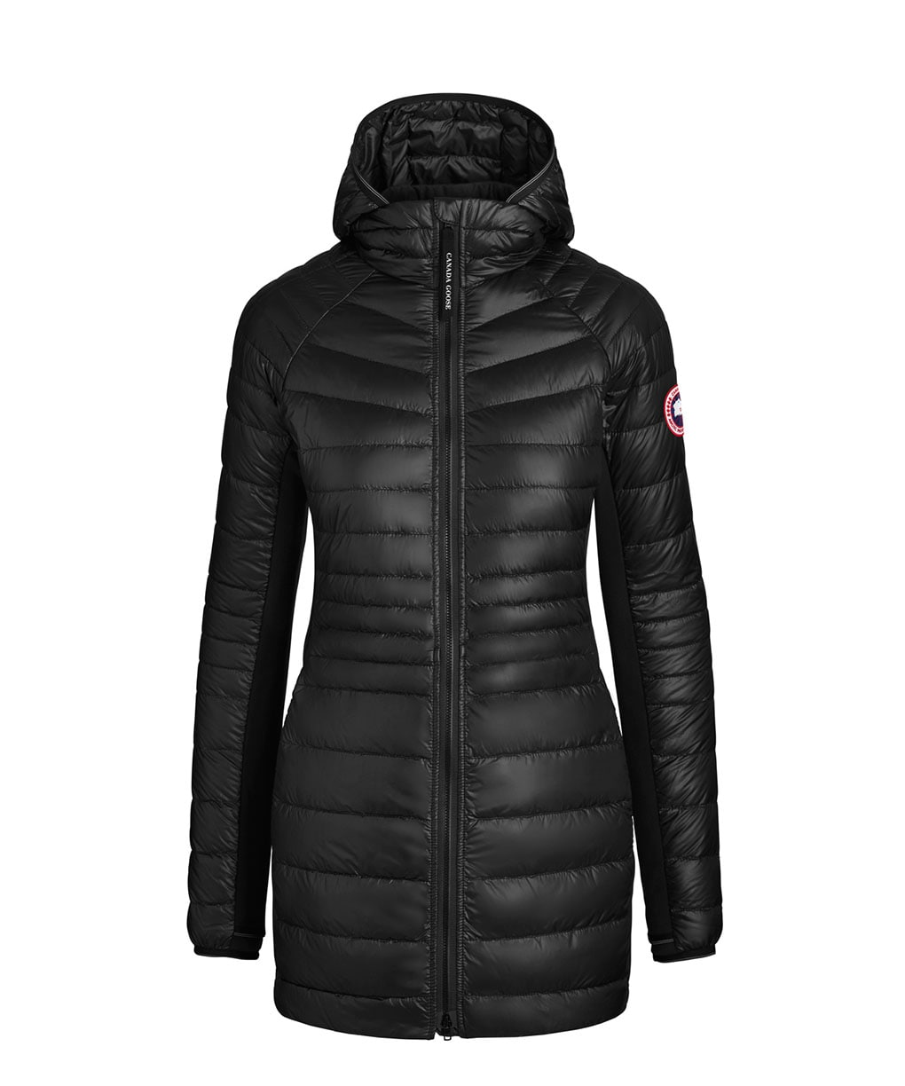 HYBRIDGE LITE HOODED COAT QUILTED(W)